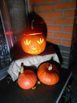 Herbalife Halloween pumpkin
