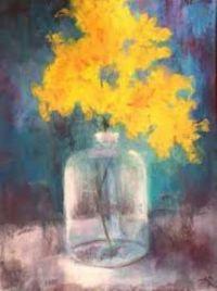 alena Rumak yellow