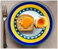 Soft Boiled Egg with Toast