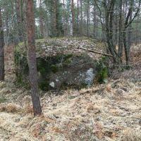 Stone in Lojsta Gotland
