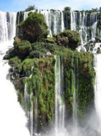 14-Iguazu Falls, border of Brazil-Argentina