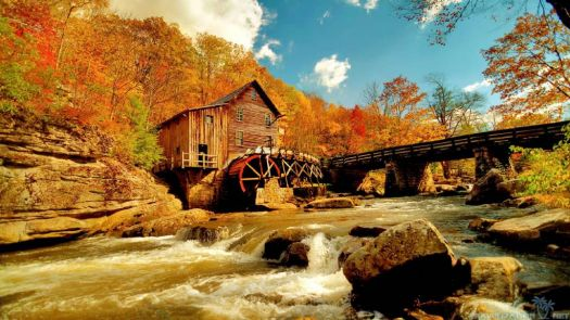 Old Country Water Mill