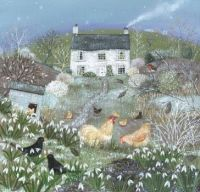 The Approach of Spring - Lucy Grossmith