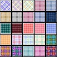 Plaids and Squares