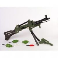 JOHNNY SEVEN ONE MAN ARMY TOY GUN