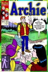 Archie #415 Fitness Fun