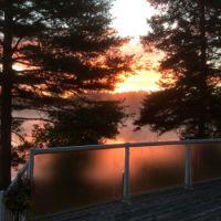 Dawn at the lake - Ontario, Canada