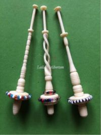Danish bone bobbins