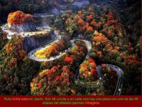 Curved roads