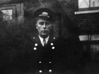 Maidstone and District conductor 1939