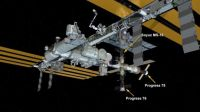 """Astronauts shelter as ISS boosted to avoid orbital debris"""