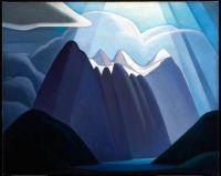 Untitled Mountain Landscape by Lawren Harris