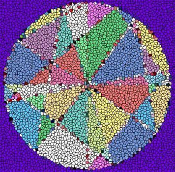 Mosaic Loony--MUCH Clearer In Solve!