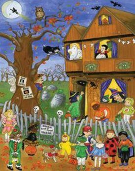 Kids Halloween fun