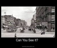 Can You See It?