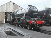45305 (LMS 5305) Stanier Black 5 4-6-0 Armstrong Whitworth No. 1360 of 1936.