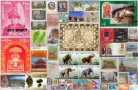 NEPAL Historical Stamps
