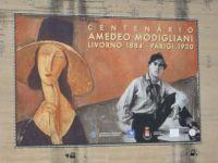 Centenario Amedeo Modigliani