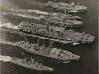 Six Ship RAS
