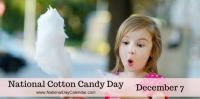 Today Is National Cotton Candy Day!!