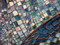 Stained Glass Art - detail