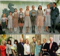 The Von Trapp family 45 years later.