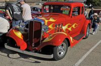 1933 Chevy Coupe
