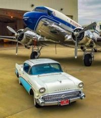 Buick and a Dakota