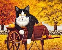 Helping Out by Lowell Herrero