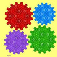 Colorful Gears #2