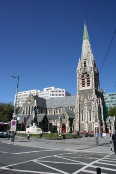 Christchurch Cathedral 2010
