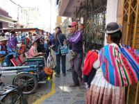 Tuk Tuk ride in Puno, Peru