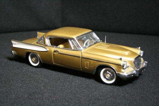 1957 Studebaker Golden Hawk!