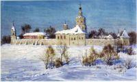 Andronikov Monastery, Moscow