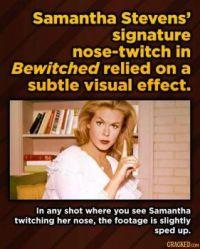 15 Movie Shots Achieved In Surprising Ways - Bewitched