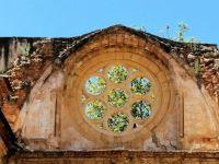 Ruined monastery!
