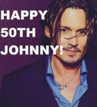 Happy Birthday Johnny...
