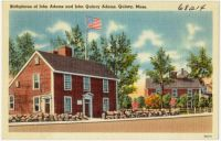 John Quincy Adams Home