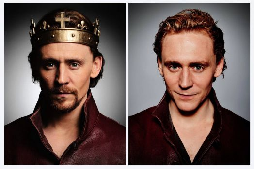"Tom Hiddleston in ""The Hollow Crown"""