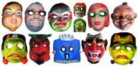 Halloween masks from the past! #1