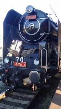 Old Steam, Škodovy závody
