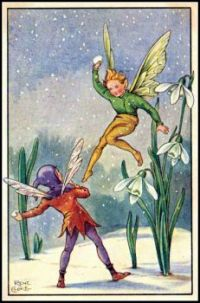 A Winter Frolic (smaller size)