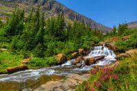 Mountains_Waterfalls