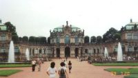 Zwinger Dresden, Germany 2
