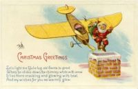 Old Christmas Post card
