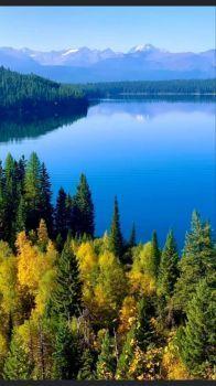 Holland Lake, Montana
