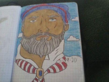 Old Sea Captain