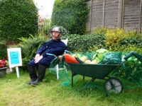 Muston Scarecrow Festival 'Dig For Victory'