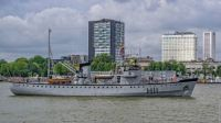 MLV Castor - modified to resemble HMS Basilisk - Film Dunkirk