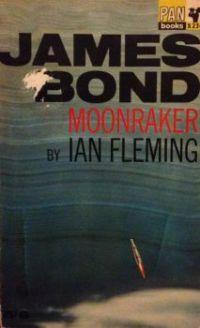 JAMES BOND 007--MOONRAKER !